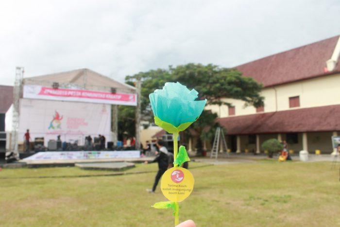 Pesta Komunitas Makassar