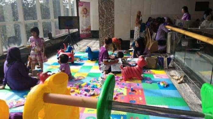Edukasi PRENAGEN Buat Para Calon Orangtua di PPEJ 2016