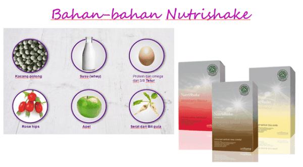 Manfaat Nutrishake