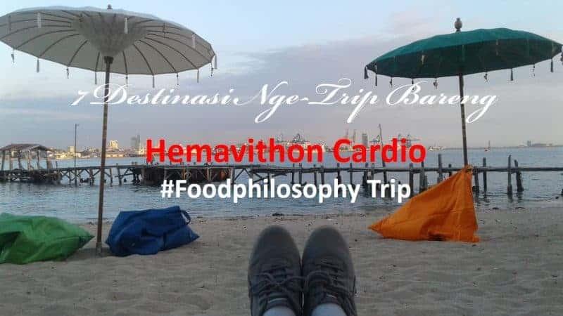 Nge trip bareng Hemavithon Cardio