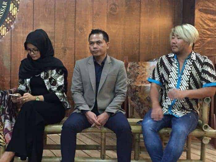 press conference anne