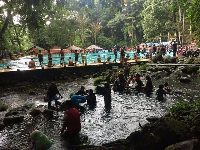 Permandian Eremerasa, jelajah wisata alam di Bantaeng