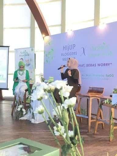 Ngobrol Sehat Bebas Worry bersama HIJUP Bloggers Meet Up X Softex Daun Sirih 6