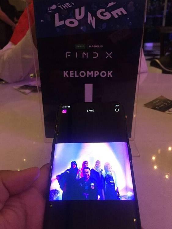 Seru seruan di Kaskus The Lounge Ekslusif bersama OPPO Find X 4