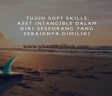 7 Soft Skills, Aset Intangible