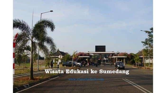Wisata Edukasi ke Jatinangor