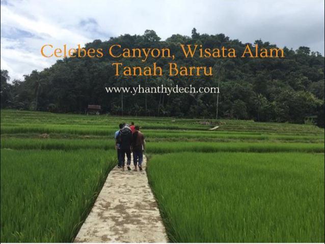 Celebes Canyon, Wisata Alam Barru