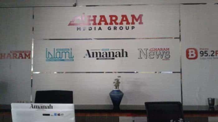 media group haram