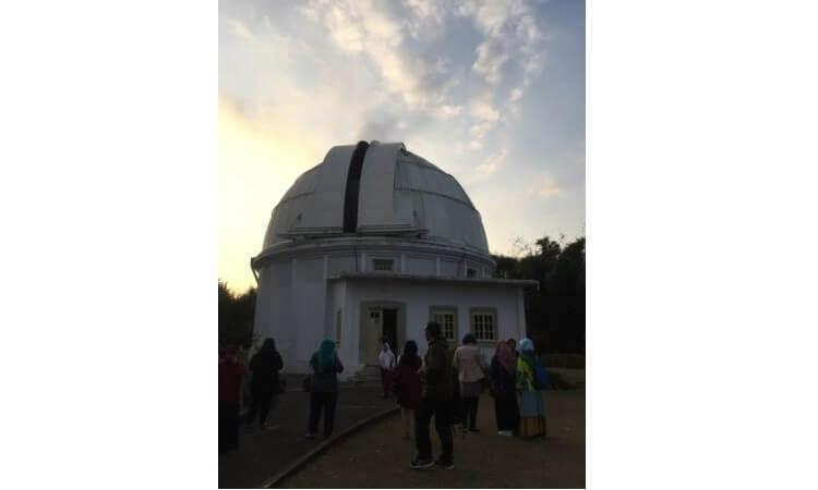 Bosscha dan Peradaban Astronomi